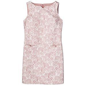❤️HP❤️NWT Victoria Beckham Embossed Paisley Dress